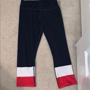 Varsity leggings